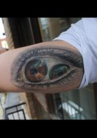 Healed Eye by CrisGherman