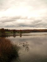 Fall on the Lake by Bethany1994