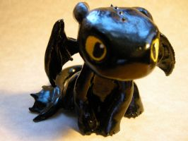 Toothless by themaskgallery