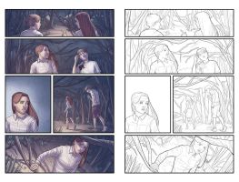 Morning glories 27 page 27 by alexsollazzo