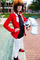 Judai Yuki by saraaamarie