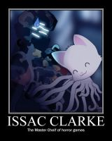 Issac Clarke THE MAN by avgn521