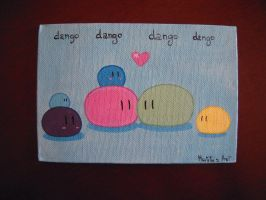 Dango by MartyGallo