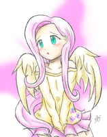 Fluttershy by RhythmicColors