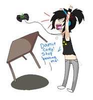gaming problems by xXAlex-your-GodXx