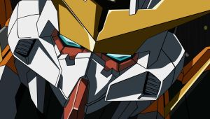 Mobile Suit Gundam 00 : GN-003 Gundam Kyrios by virusxproject