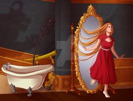 Mirror, Mirror by Shira-chan