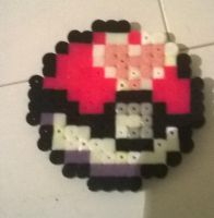 Love ball perler by Cosplaying-Squirtle