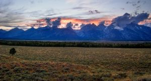 Grand Teton National Park by wyorev