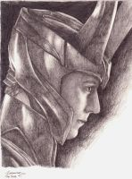 Loki by xiii-wings