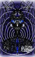 Vortex King by B-The-liVe2p