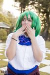 Ranka Lee Macross Frontier by MicaChambers