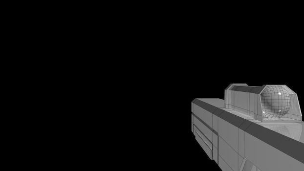 Laser Rifle (1 of 2) by Jguidac