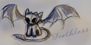 Quick Toothless by 2hello2