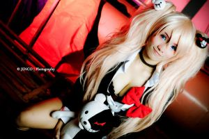 Dangan Ronpa - Despair by JencoPhotography