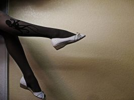 Octopus Tights by kacibizarre