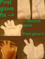 Gloves by whitetigergp