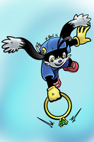 Klonoa by P5ych