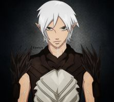 Fenris by NarutoLover6219