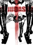Judas Is Here by JuanX