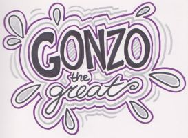 Gonzo the Great by 88pixiegirl88