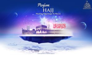 Hajj wallpaper 2015 HD by SHAHBAZRAZVI