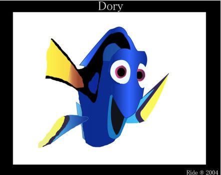 Dory by RiDe-HaRd