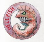 HELLFISH by Sapiains
