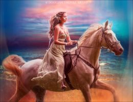 Ride in a Dream by Doucesse