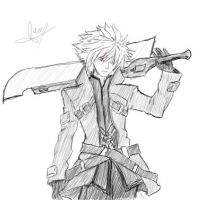 Ragna The Bloodedge by Ka2h
