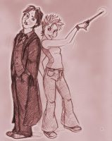 Lupin and Tonks HBP by Lovelyruthie