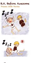 Chibi Prussia Diaries -011- by Arkham-Insanity