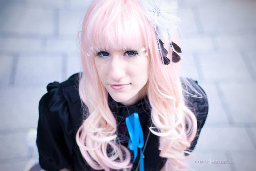 Sheryl Nome - Final Visual Collection 04 by keithshiro