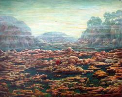 the slow river by rodulfo