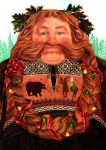 It's a Bombur Christmas by fresco-child