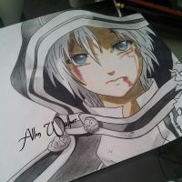 Allen Walker~ by Razaika