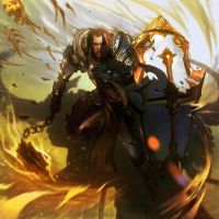 Diablo III Fan Art Contest - Prepare For Battle by VictorBang