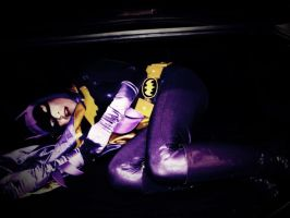 66 Batgirl Cosplay Photostory - Chapter 24 Where? by ozbattlechick