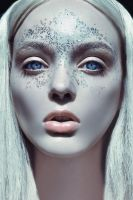 ice eyes by Avine