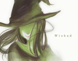 Commission WICKED by FishHeadThe3rdAndCo