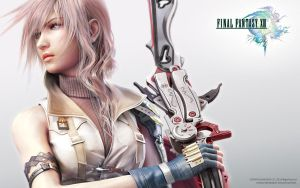 Final Fantasy 13 wallpaper by Amberblaze