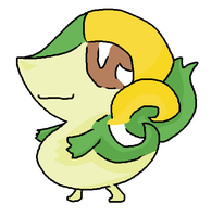 Snivy by Hearts-The-Eevee