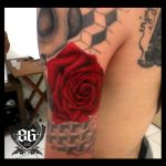 The Rose Tattoo by RiversStudio86