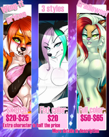 Gradiewoof's Wing-it Price Sheet by Gradiewoof