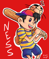 Ness by Kanis-Major