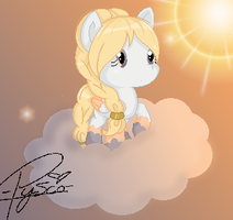 Just A MorningStar by PyscoSnowflake