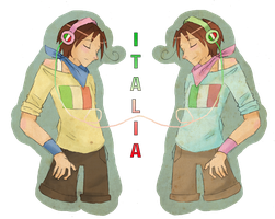 In Italia by Brixyfire
