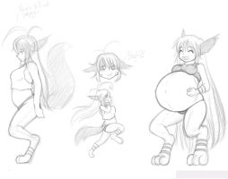 Maiya's Knocked Up... Again by ER-Chan