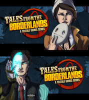 Cry Plays: Tales from the Borderlands [v1] by lunast