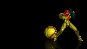 Metroid Other M - Wallpaper by Ex-Kalibur